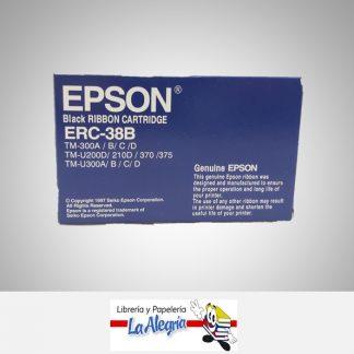 Cinta p/impresora ERC38B tmu220 epson
