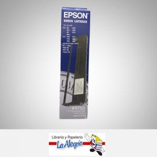 Cinta p/impresora 8750 epson lx-300