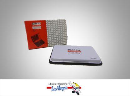 Almohadilla sellos n°2 7x11cm mf0731 officeline