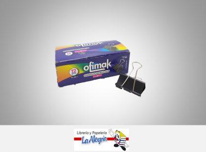 """Binder clip 2"""" 51mm ofimak"""