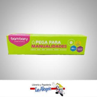 Pega para manualidades 35ml bambary